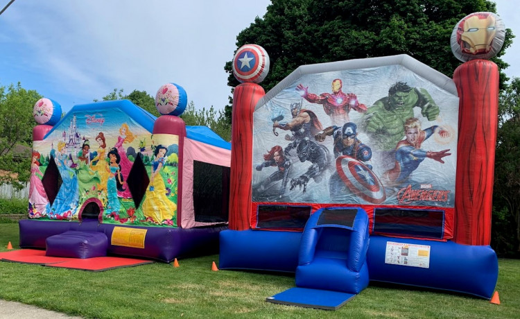 Affordable Bounce House Rentals East Aurora NY, Bouncing On Air LLC | Buffalo, New York