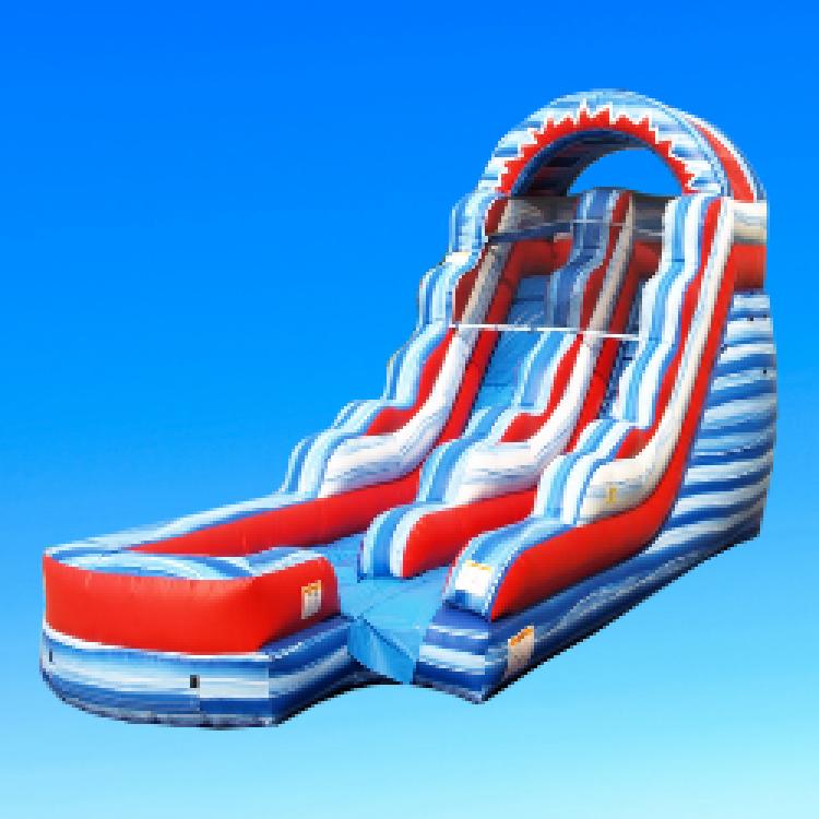 15′ Sparkler Slide, Bouncing On Air LLC | Buffalo, New York