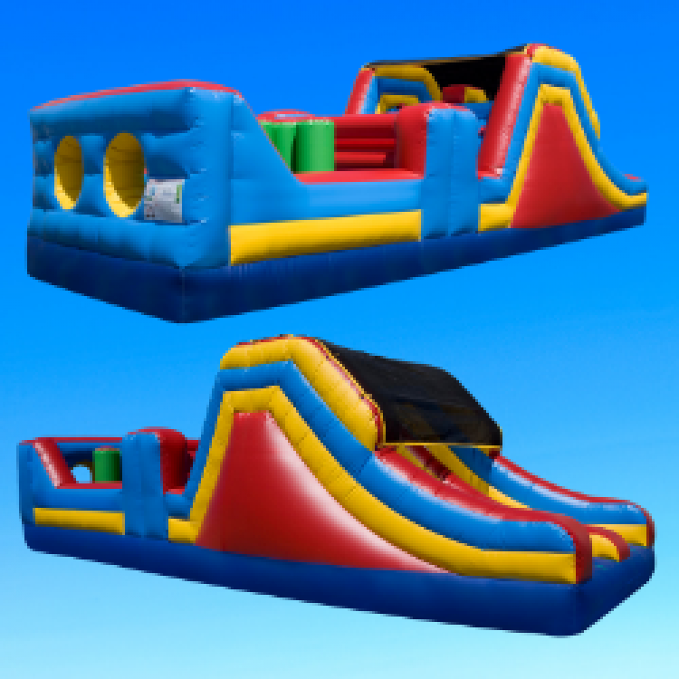 Obstacle Courses, Bouncing On Air LLC | Buffalo, New York