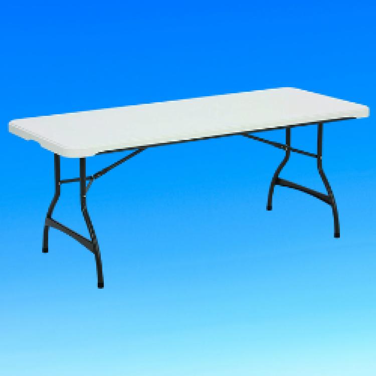 6′ Rectangular Table, Bouncing On Air LLC | Buffalo, New York