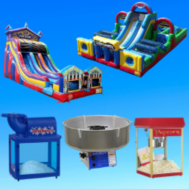 Party Packages, Bouncing On Air LLC | Buffalo, New York