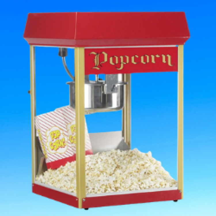 Popcorn Machine, Bouncing On Air LLC | Buffalo, New York