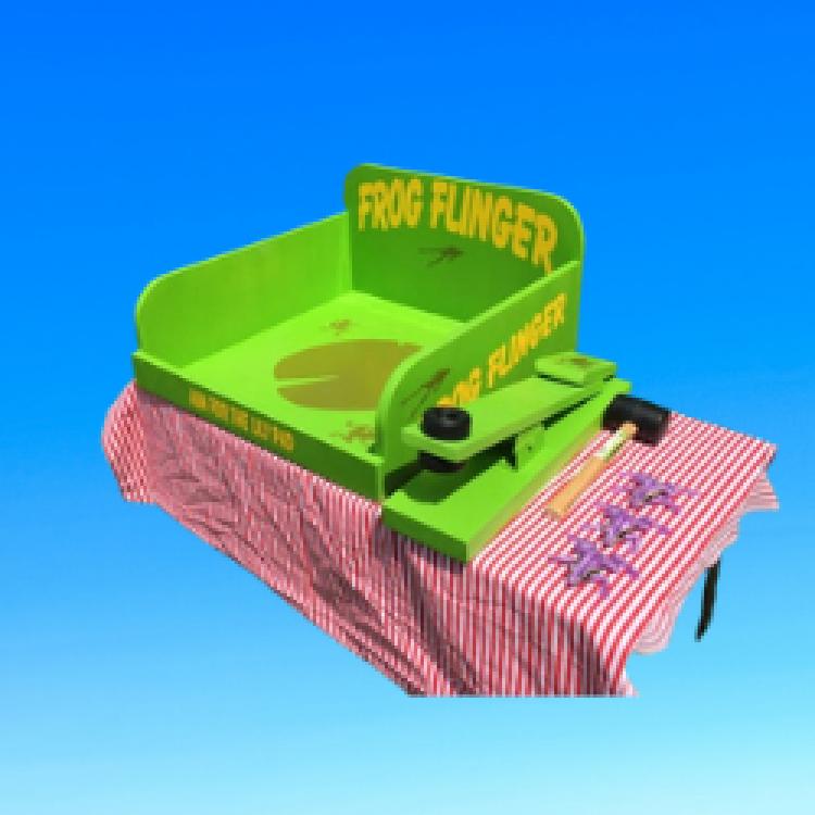 Frog Flinger, Bouncing On Air LLC | Buffalo, New York