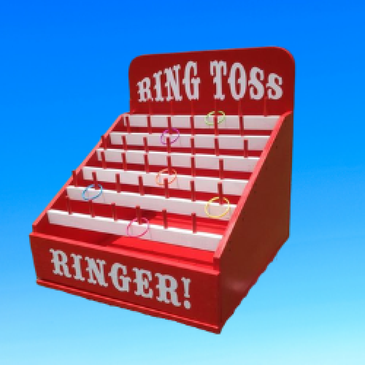 Ring Toss, Bouncing On Air LLC | Buffalo, New York