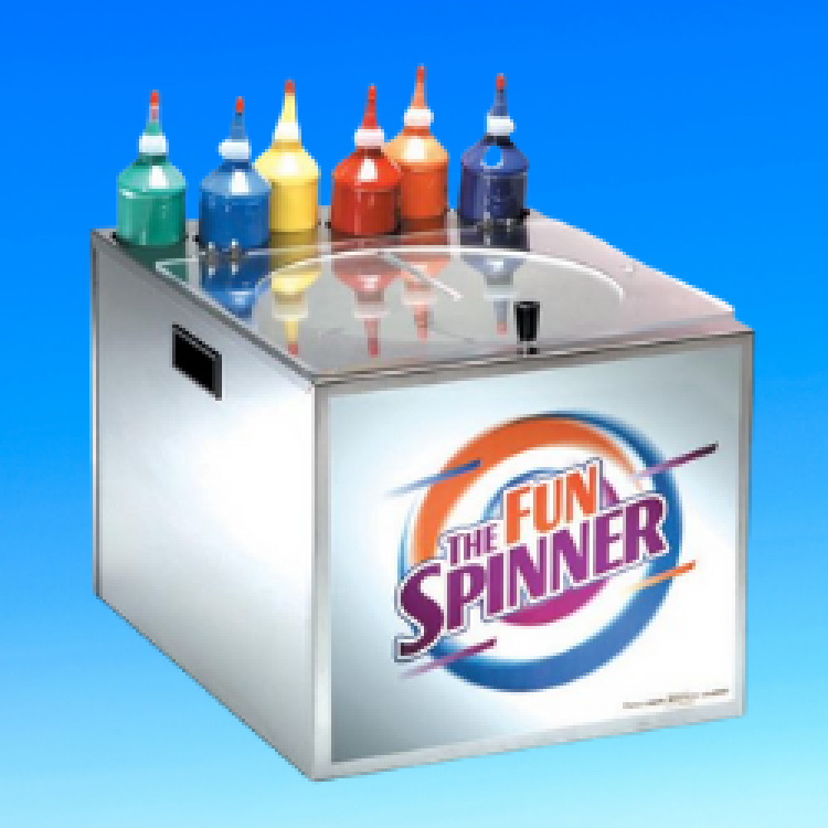 Spin Art Machine, Bouncing On Air LLC | Buffalo, New York